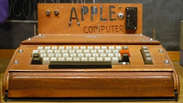 Una Apple-1 se convierte en la computadora antigua más valiosa de la historia