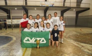 Santa Fe obtuvo 102 medallas en las juegos nacionales Evita 2013