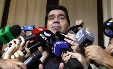 Capitanich admitió que habrá cambios en Fútbol para Todos y más exigencias para los clubes