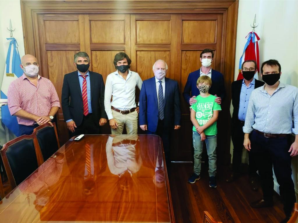Diputados dio sanción definitiva a la ley que convierte en ciudad a la localidad de San Vicente
