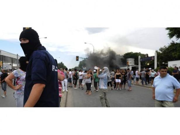La Fiscalía de Estado denunció a policías por el delito de sedición