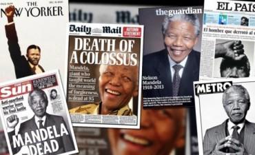 A los 95 años murió Nelson Mandela, el histórico líder de la lucha contra el apartheid