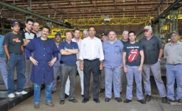 Ochenta trabajadores ferroviarios claman por su supervivencia laboral