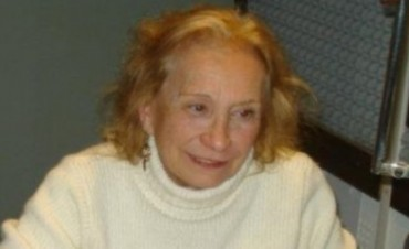 Silencio de radio: murió Noelia Chialvo
