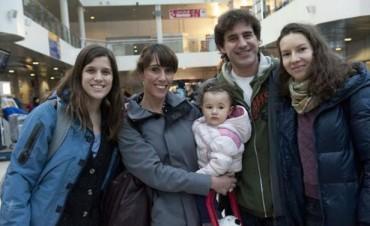 Hoy llegan los activistas argentinos detenidos en Rusia