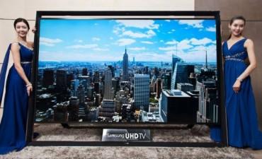Samsung ya vende una TV de 110 pulgadas por u$s150.000