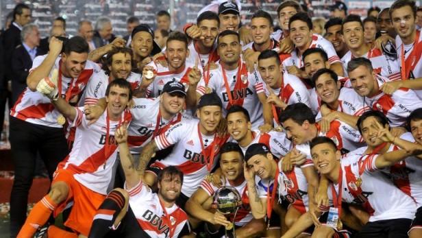 River campeón de la Copa Sudamericana
