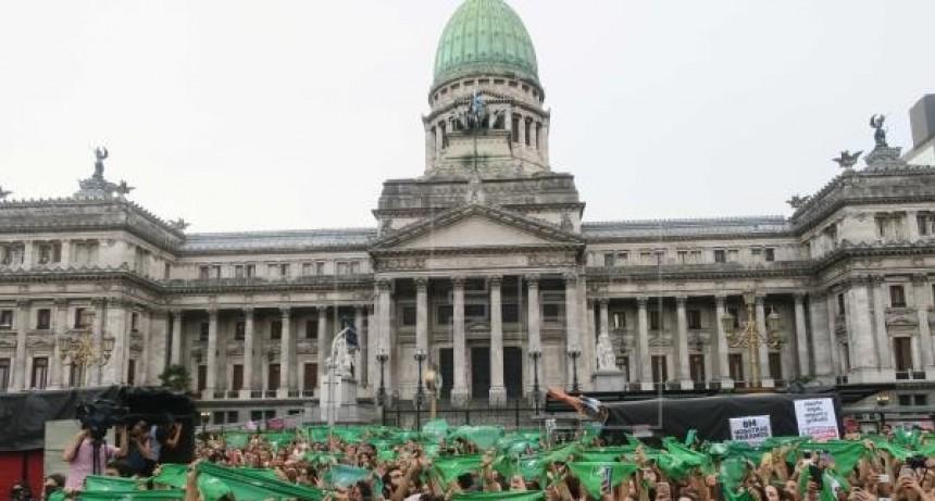 El Aborto legal es ley en Argentina