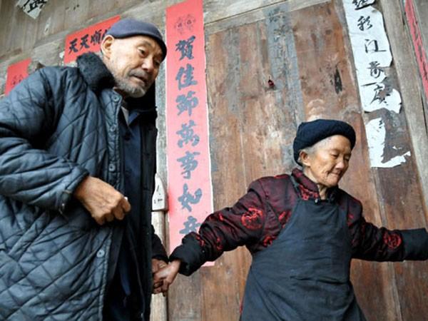 Celebraron 90 años de casados