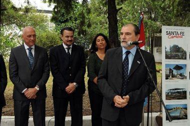 Bertero asumió frente a Bonfatti como administrador de Vialidad