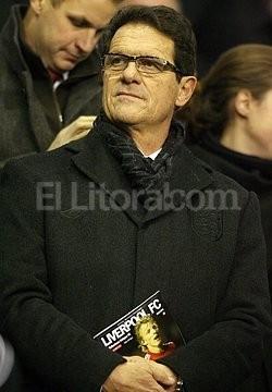 Fabio Capello renunció como DT de la Selección de fútbol de Inglaterra