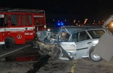 Entre Ríos: seis personas murieron tras dos accidentes en la ruta 14