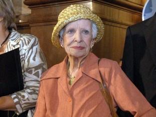 Falleció la actriz Lydia Lamaison a los 97 años