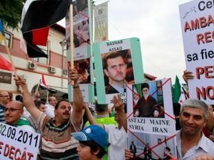 Ascienden a 8.500 los muertos por la violenta represión del régimen sirio