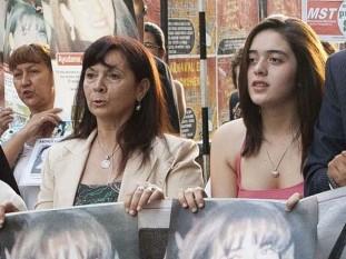 En España resaltan la lucha de Trimarco para encontrar a Marita Veron