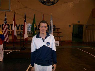 Sanvicentino en un torneo internacional
