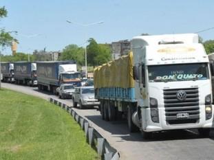 A un paso de destrabarse el conflicto con los transportistas de granos