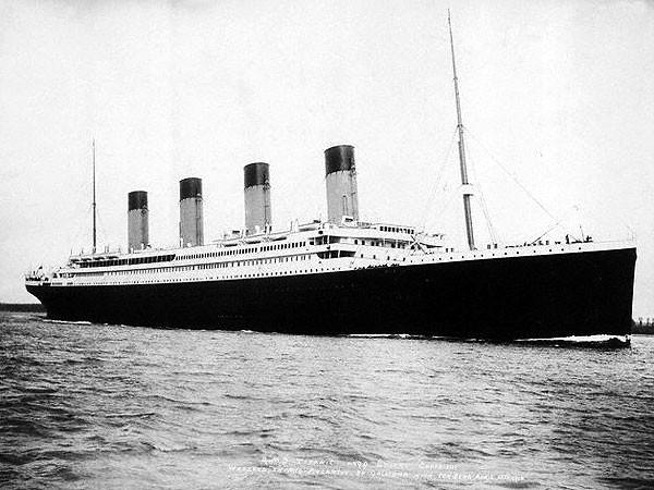 Verdades y mentiras sobre el naufragio del Titanic