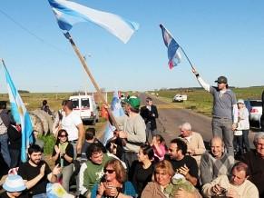 Los asambleístas de Gualeguaychú volverán a marchar contra la ex Botnia