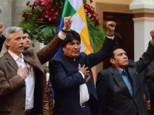 Evo Morales expropió y militarizó una distribuidora de electricidad española