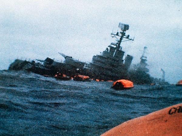 A 30 años del hundimiento del Crucero General Belgrano