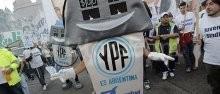 La expropiación de Repsol-YPF se convirtió en ley