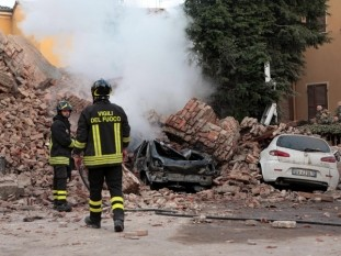 Un terremoto dejó seis muertos y cerca de 50 personas heridas en Italia