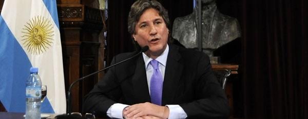 Denunciaron a Boudou por falsear su declaración jurada