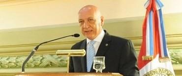 Bonfatti asumió como gobernador