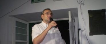 Alcides Calvo despidió el año en Rafaela