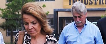 Soria murió por un disparo de su arma, mientras estaba solo con su esposa
