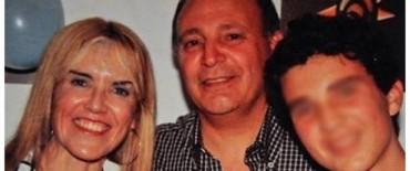 Las cámaras de seguridad del municipio de Tigre muestran que Silvia Prigent subió a un auto con su esposo.