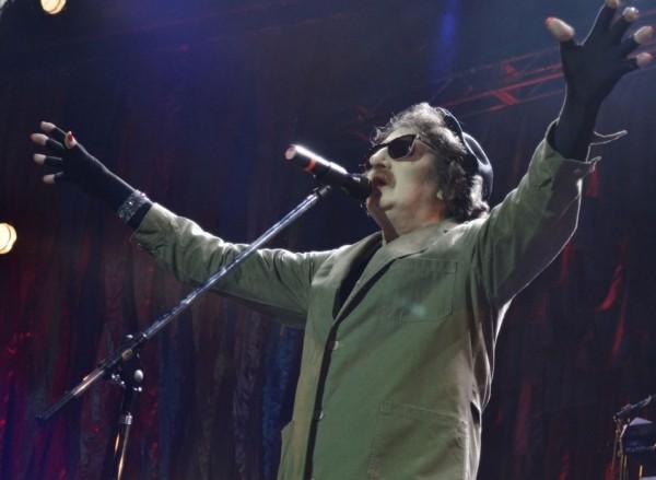 Charly García brilló en el Luna Park