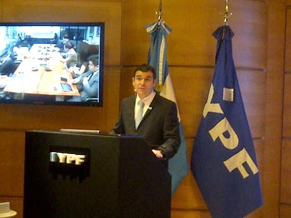 YPF anunció el hallazgo de 5 yacimientos en Chubut y Santa Cruz