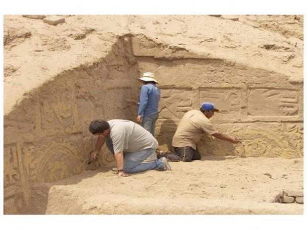 Hallan restos de cultura prehispánica en Perú