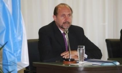 Perotti presentó proyecto de creación: Aduana de Rafaela