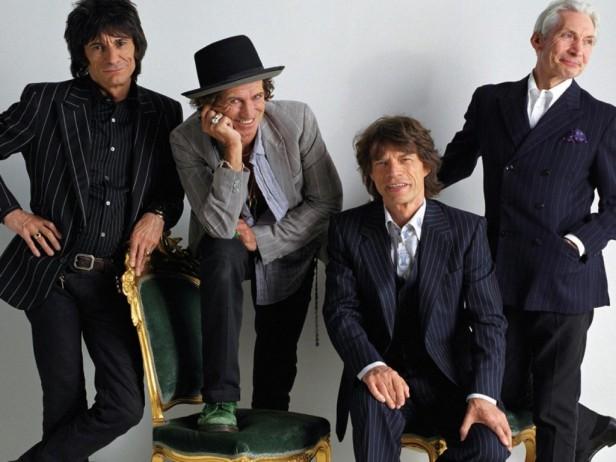 Los Rolling Stones presentan su nuevo tema