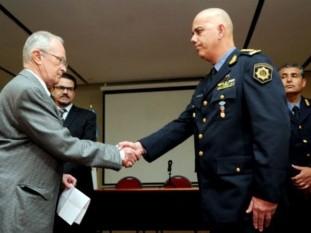 Asumió Omar Odriozola como jefe de la Policía de la provincia