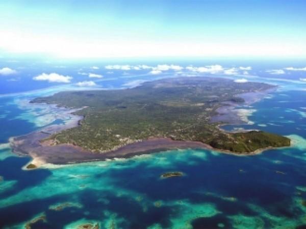 Un sismo de 8 grados generó un tsumani en las Islas Salomón, en Oceanía