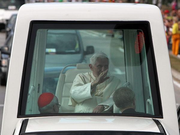 Benedicto XVI aseguró que renunció por el bien de la iglesia