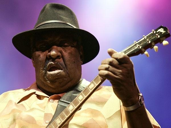 El blues de luto: murió Magic Slim