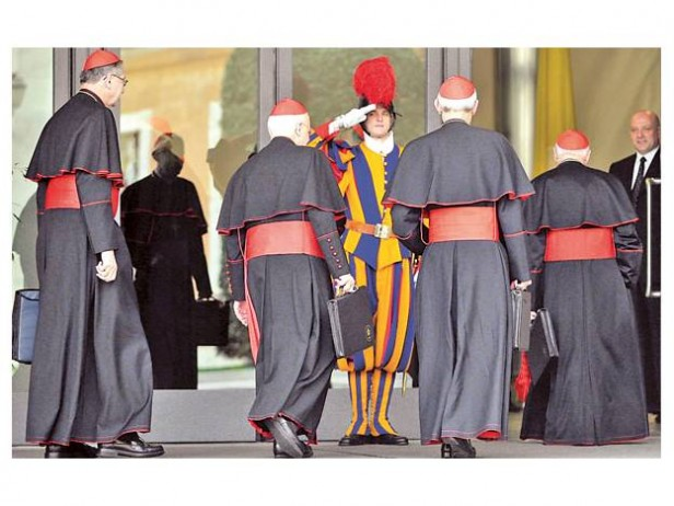 Los cardenales advirtieron que no se apresurarán para elegir al nuevo Papa