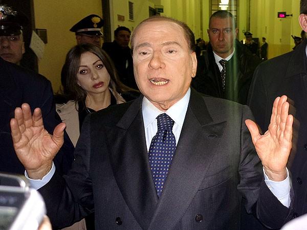 Un año de prisión para Silvio Berlusconi