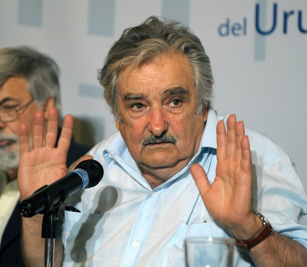 Mujica, sobre Cristina: