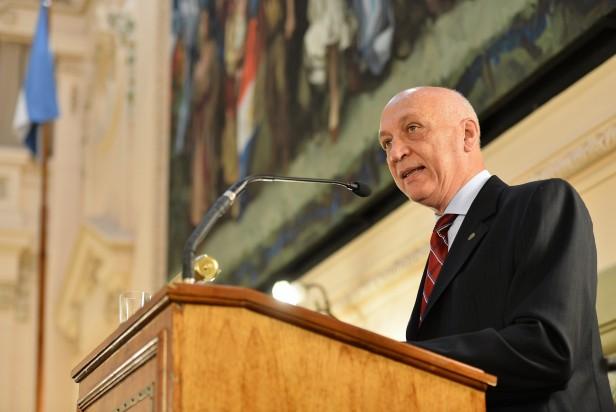 """Bonfatti hizo un fuerte llamado a la convivencia para avanzar en """"inclusión, integración y desarrollo"""""""