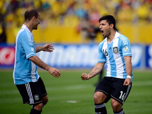 Argentina empató con Ecuador y sacó un punto valioso en la altura de Quito
