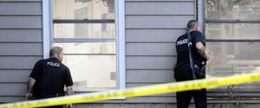 Tirador sin control en EEUU: 5 muertos