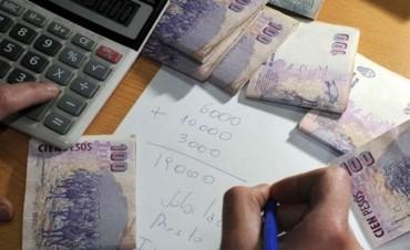 El Banco Central puso en enero otros $8.000 millones en circulación