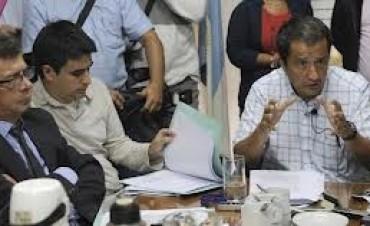 Narcotráfico: los legisladores escucharon a Carlos Del Frade