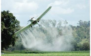 Otra vez intentarán limitar el uso de los agroquímicos en plantaciones de la provincia